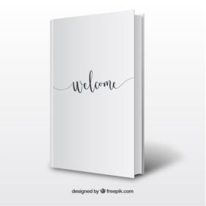 welcome book livret d'accueil de bienvenue électronique