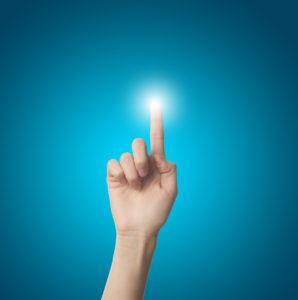 lumières système connecté intelligent tablette portable allumer éteindre de loin