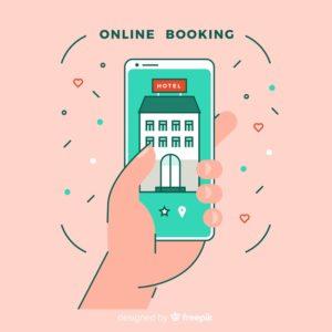 online booking réservation en ligne location de vacances location saisonnière