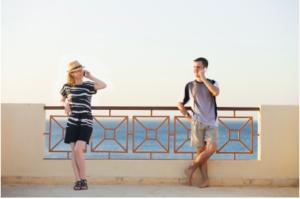 gestes barrières distance sociale vacances