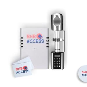 PACK - BNB ACCESS LW01 - Serrure connectée - BNB ACCESS