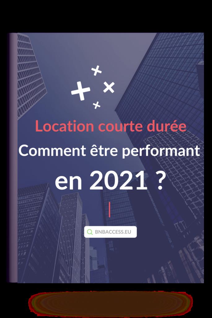 couverture livre comment être performant en 2021