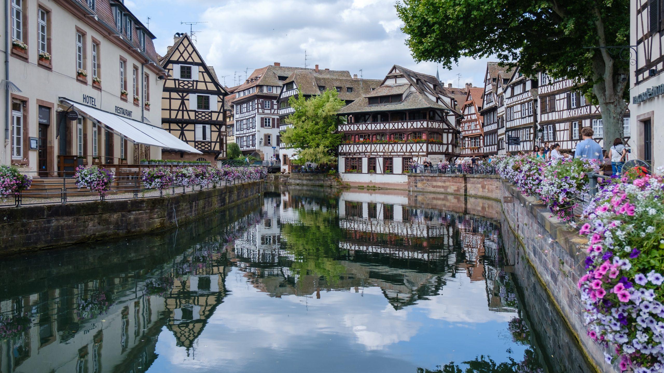 règlementation airbnb à Strasbourg
